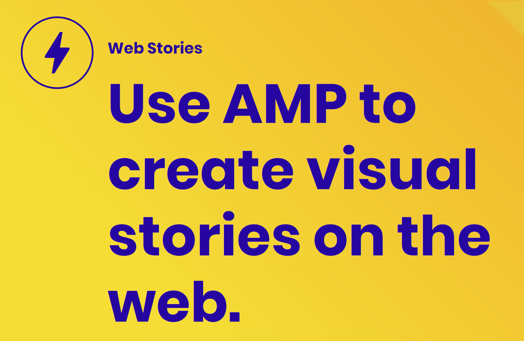 Google Web Stories (AMP)