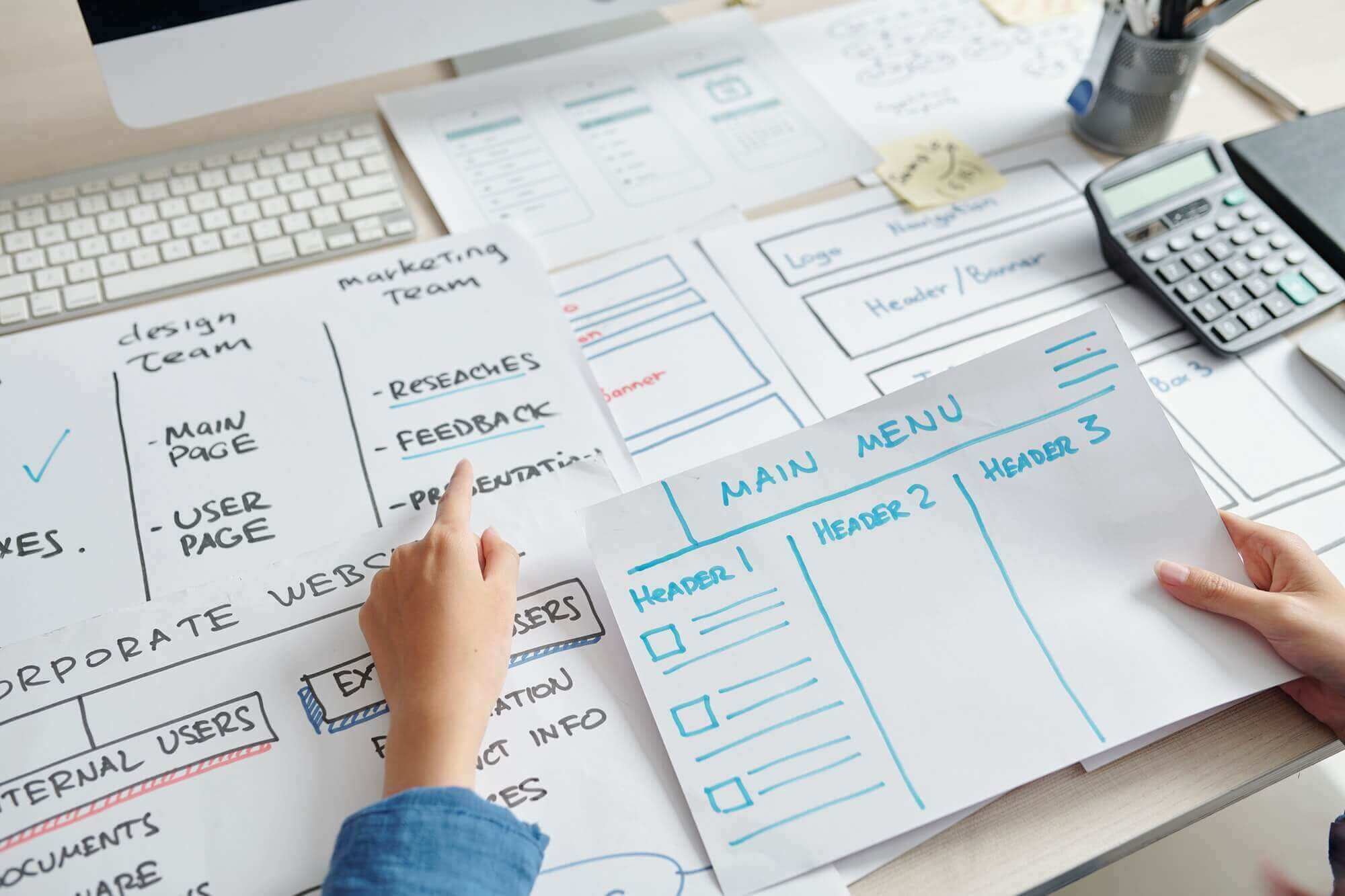 Professionelle Webseiten-Erstellung